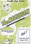 Magigram: 10 effects from volume 1 by Aldo Colombini