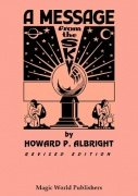 A Message From The Sky by Howard P. Albright