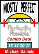 Mostly Perfect / Perfectly Possible: Combo by Michael Daniels