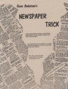 Newspaper Trick by Gene Anderson