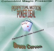 Perpetual Motion Poker Deal by Aldo Colombini