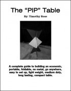 Pip Table by Timothy Rose