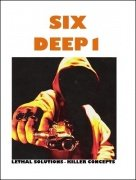 Six Deep #1 by Steve Reynolds