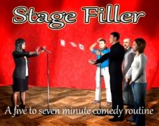 Stage Filler: Mental Cards Across With A Twist by Dave Arch