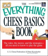 The Everything Chess Basics Book by Peter Kurzdorfer