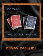 Two Packs Are Better Than One by Erivan Vazquez
