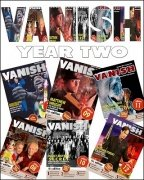 Vanish Magazine Year 2 by Paul Romhany