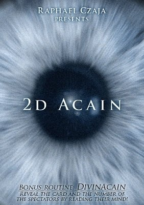 2D ACAIN by Rapha�l Czaja