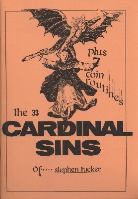 The 33 Cardinal Sins by Stephen Tucker