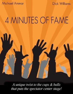 4 Minutes of Fame by Michael Ammar