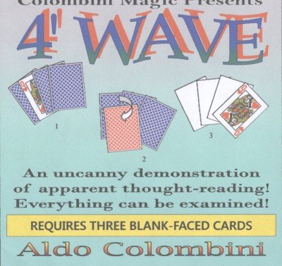 4' Wave by Aldo Colombini