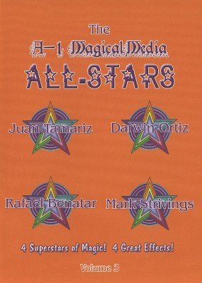 A1 All Stars Volume 3 (for resale) by Various Authors