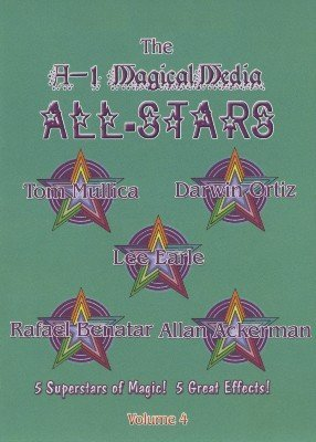 A1 All Stars Volume 4 (for resale) by Various Authors