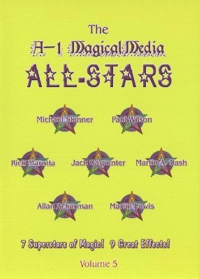 A1 All Stars Volume 5 (for resale) by Various Authors