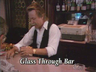 Glass Through Bar by J. C. Wagner