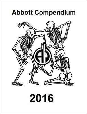 Abbott Compendium 2016 by Greg Bordner