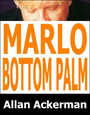 Marlo Bottom Palm by Allan Ackerman