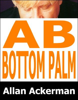 AB Bottom Palm by Allan Ackerman