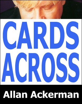 Cards Across by Allan Ackerman