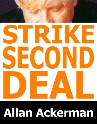 Strike Second Deal by Allan Ackerman