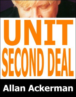 Unit Second Deal by Allan Ackerman
