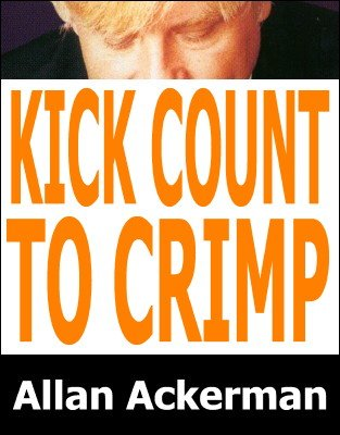 Kick Count To Crimp by Allan Ackerman