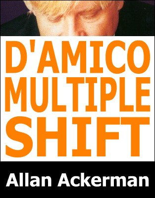 D'Amico Multiple Shift by Allan Ackerman