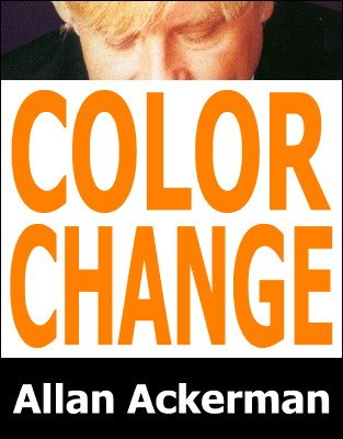 Color Change by Allan Ackerman