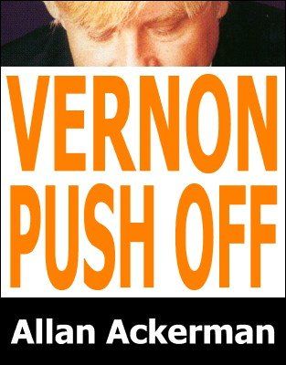 Vernon Push Off Double Lift by Allan Ackerman