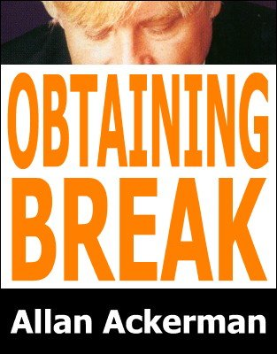 Obtaining Break by Allan Ackerman