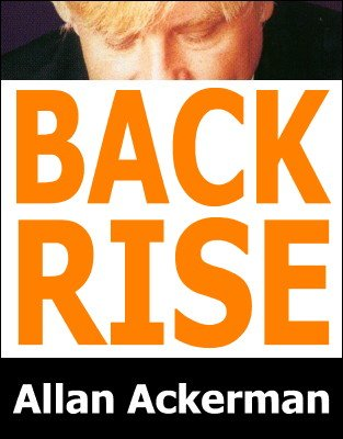 Back Rise by Allan Ackerman