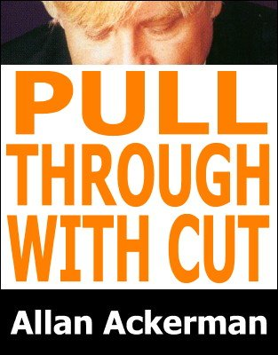 Pull Through False Shuffle with Cut by Allan Ackerman