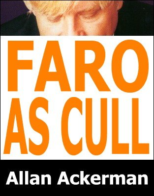 Faro As Cull by Allan Ackerman