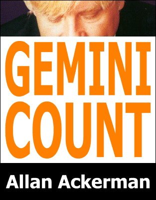 Gemini Count by Allan Ackerman