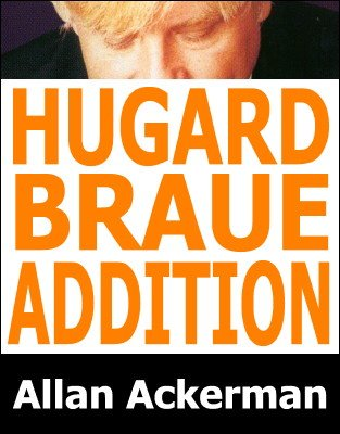 Hugard Braue Addition by Allan Ackerman
