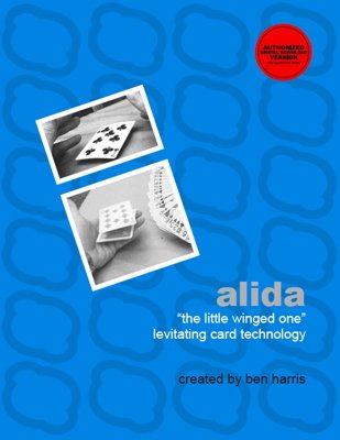 Alida: Little Winged One by (Benny) Ben Harris