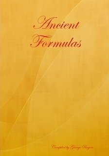 Ancient Formulas by George Rogers