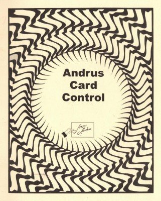 Andrus Card Control by Jerry Andrus
