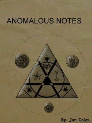 Anomalous Notes by Jim Coles