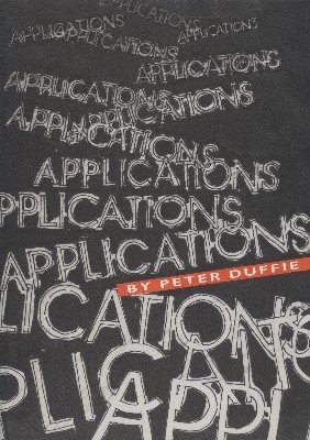 Applications (for resale) by Peter Duffie