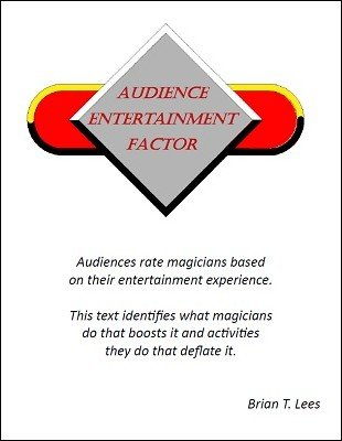 Audience Entertainment Factor by Brian T. Lees