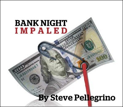 Bank Night Impaled by Steve Pellegrino