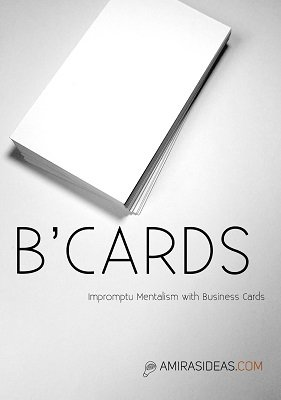 B'Cards by Pablo Amirá