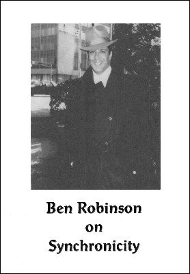 Ben Robinson on Synchronicity by Ben Robinson