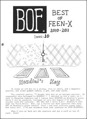 Best of Feen-X by Gregg Webb
