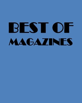 Best of Magazines by Chris Wasshuber