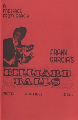 Billiard Balls by Frank Garcia