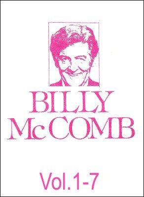 The Magic of Billy McComb Volumes 1-7 by Billy McComb