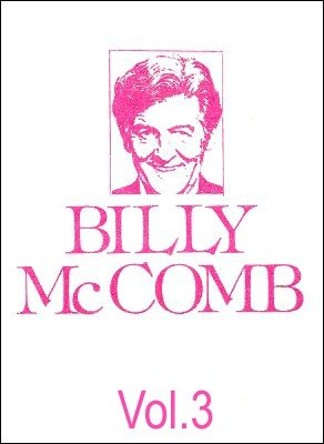 The Magic of Billy McComb Volume 3 by Billy McComb