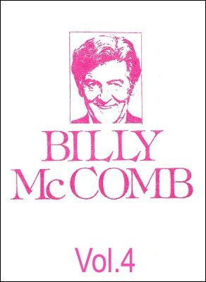 The Magic of Billy McComb Volume 4 by Billy McComb